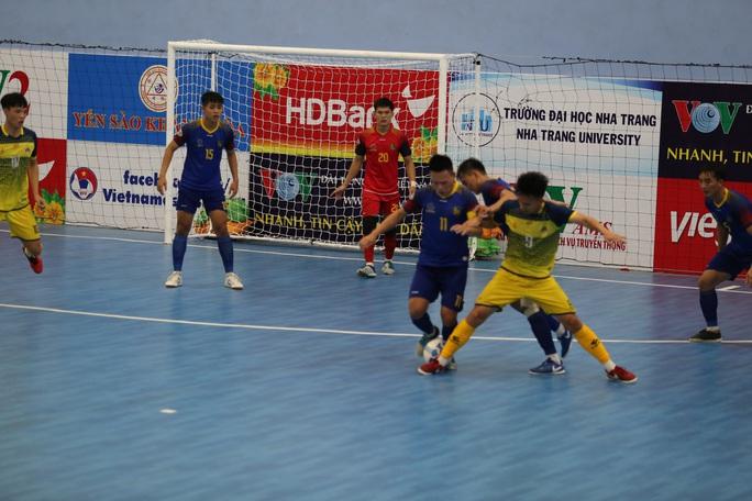 Quảng Nam xuất sắc giành suất dự VCK Futsal VĐQG 2020 - Ảnh 1.