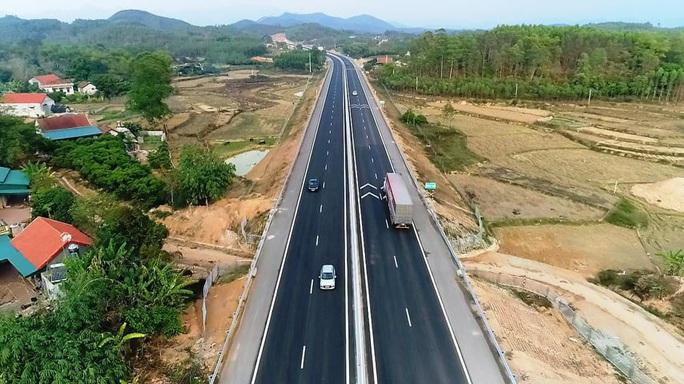 Giám sát chặt khi đầu tư công cao tốc Bắc - Nam - Ảnh 1.
