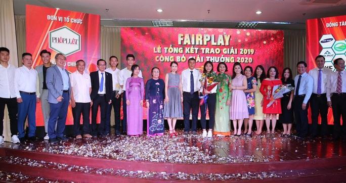 Nữ trung vệ Chương Thị Kiều giành giải thưởng Fair-play 2019 - Ảnh 3.