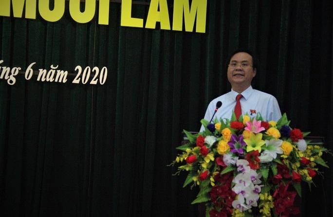 Ông Võ Văn Hưng được bầu giữ chức Chủ tịch UBND tỉnh Quảng Trị - Ảnh 1.