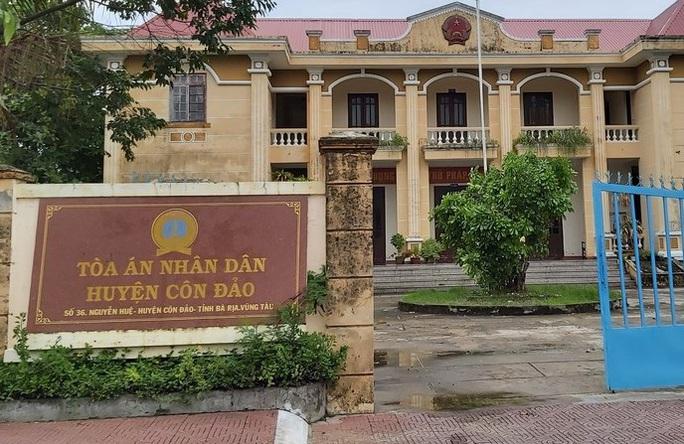 Kỷ luật Chánh án TAND huyện Côn Đảo vì can thiệp để mẹ vợ bao chiếm đất rừng - Ảnh 1.