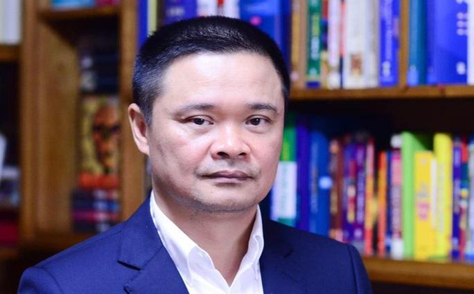 Nguyên Phó chủ tịch Nam Định Bạch Ngọc Chiến làm việc tại tập đoàn giáo dục tư nhân - Ảnh 1.