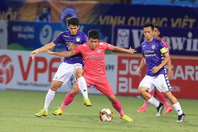 Nguyên nhân khiến Sài Gòn FC thăng hoa - Ảnh 2.