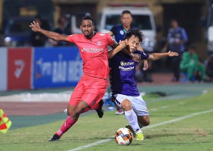 Nguyên nhân khiến Sài Gòn FC thăng hoa - Ảnh 1.