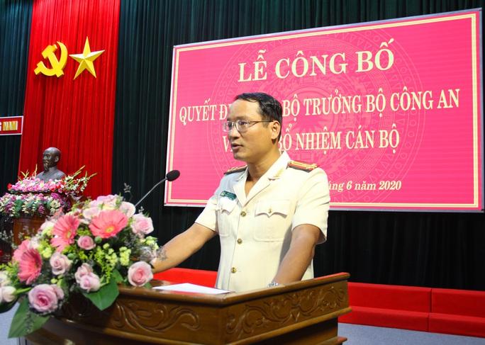 Quảng Nam có tân Phó Giám đốc Công an tỉnh 42 tuổi - Ảnh 2.
