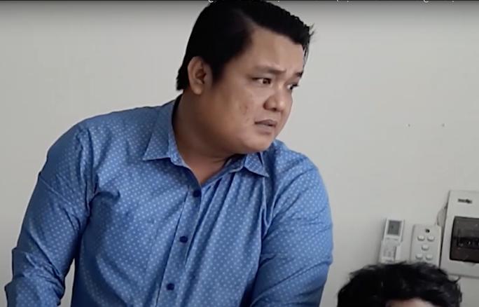 Công an TP HCM bắt Tổng Giám đốc Công ty Phú An Thịnh Land - Ảnh 1.