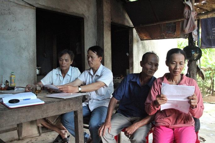 Xã buộc dân nộp tiền để trả nợ quán xá: Thanh tra huyện vào cuộc làm rõ - Ảnh 1.