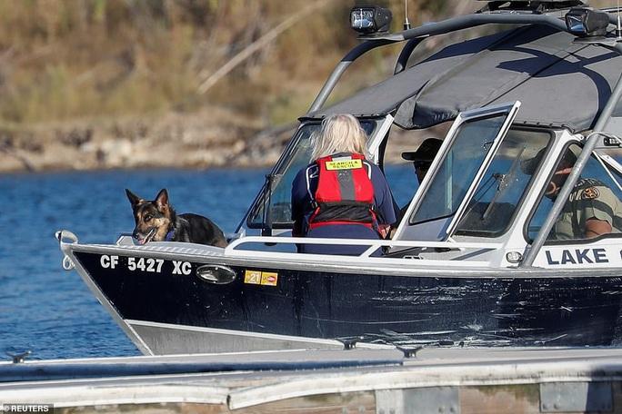 Cảnh sát công bố video liên quan cái chết của nữ diễn viên Naya Rivera - Ảnh 8.