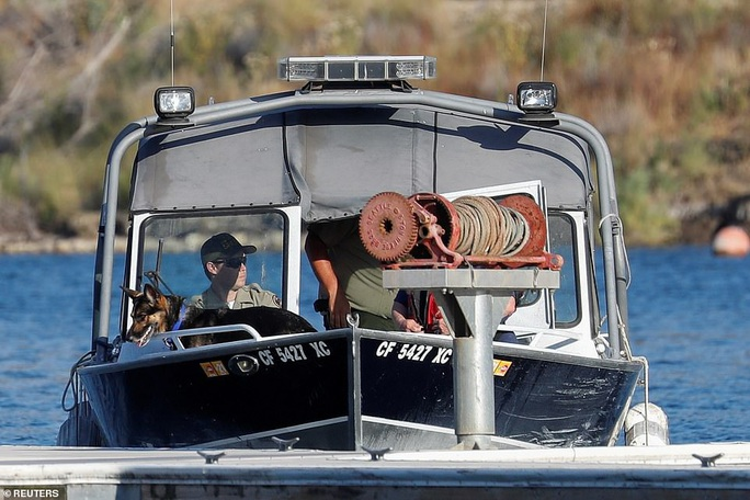 Cảnh sát công bố video liên quan cái chết của nữ diễn viên Naya Rivera - Ảnh 7.
