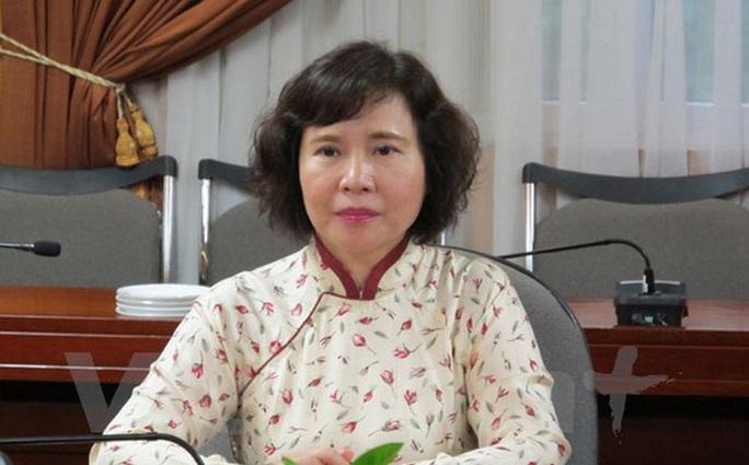 Nguyên thứ trưởng Bộ Công Thương Hồ Thị Kim Thoa bị khởi tố - Ảnh 1.
