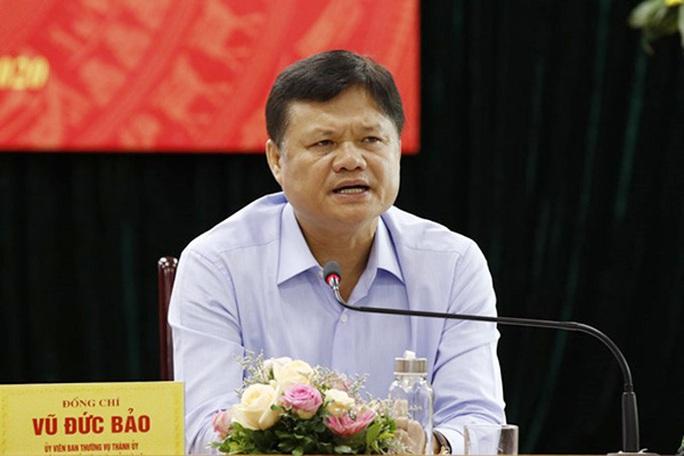 Trưởng Ban Tổ chức Thành ủy Hà Nội: Việc xúi giục, đơn thư ở đại hội thường diễn ra - Ảnh 1.