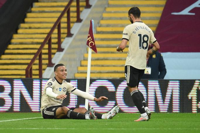 Trọng tài tặng phạt đền, Man United lập kỷ lục Ngoại hạng Anh - Ảnh 6.