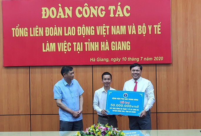 Bộ Y tế và Tổng LĐLĐ Việt Nam phối hợp nâng cao sức khỏe cho người lao động - Ảnh 5.