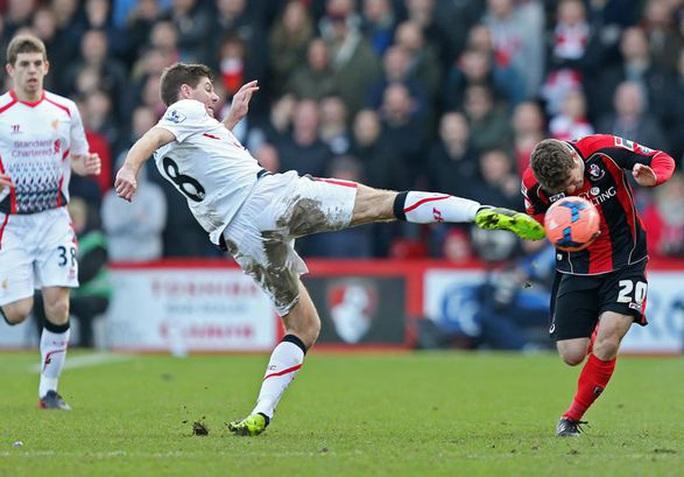 Tiết lộ sốc về 4 mũi khâu cậu nhỏ ám ảnh cuộc đời Steven Gerrard - Ảnh 4.
