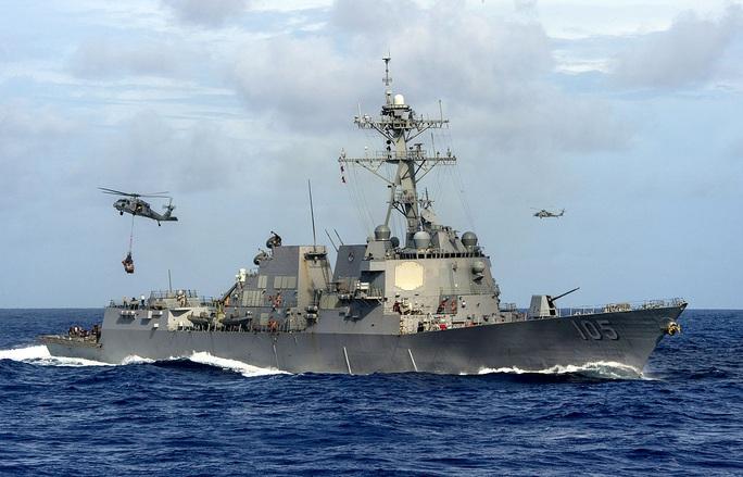 Tham vọng của hải quân Mỹ về phòng thủ laser - Ảnh 1.