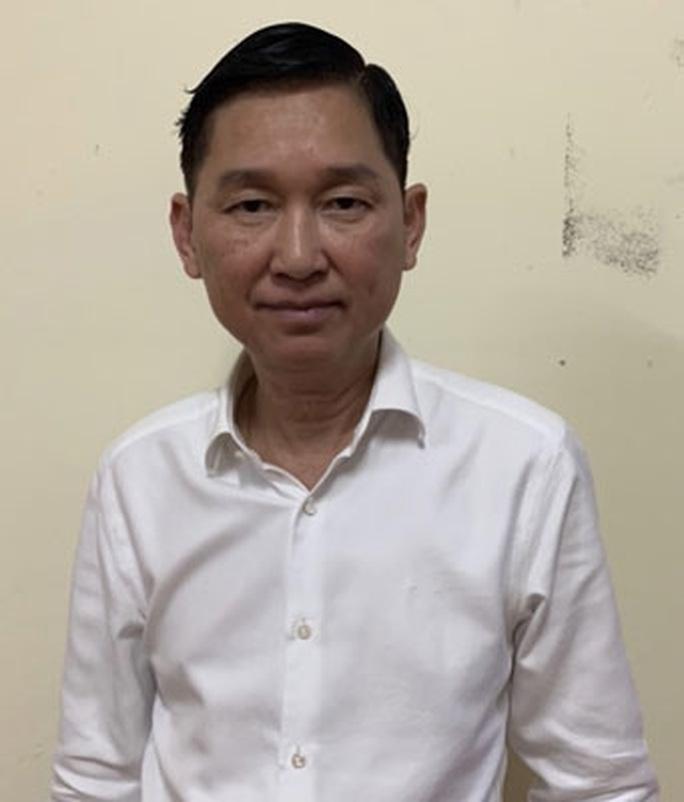 Khởi tố Phó Chủ tịch UBND TP HCM Trần Vĩnh Tuyến - Ảnh 1.