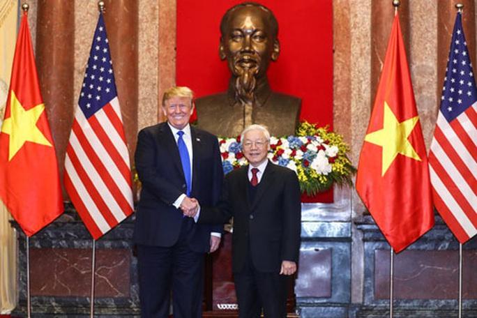 Lãnh đạo Việt Nam - Mỹ nói về kỳ tích đặc biệt 25 năm - Ảnh 1.
