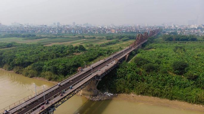 Phát triển đô thị ven sông Hồng - Ảnh 1.