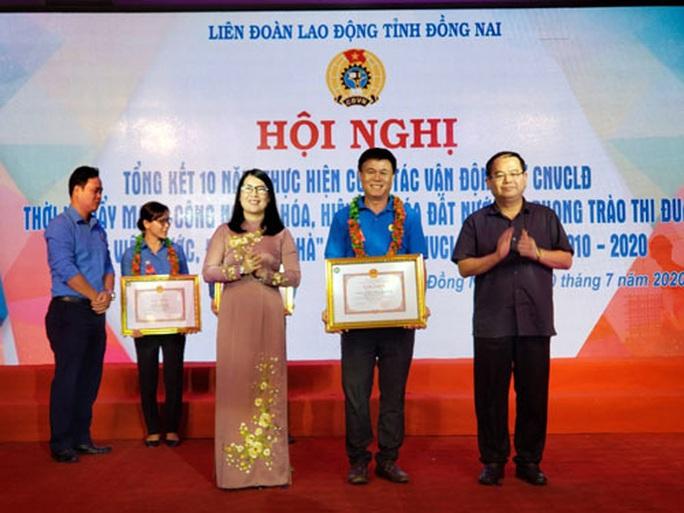 Đồng Nai: Hỗ trợ 600.000 nữ CNVC-LĐ nghèo được vay vốn - Ảnh 1.