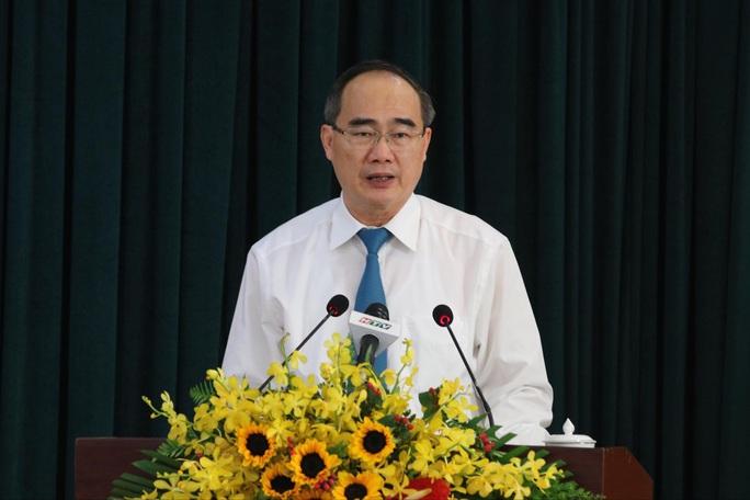 Bí thư Thành ủy TP HCM nói gì khi một số cán bộ của TP bị khởi tố - Ảnh 1.