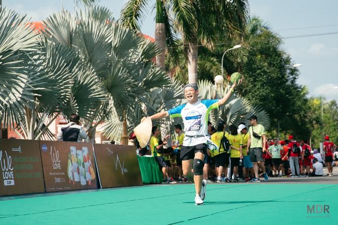 Hấp dẫn, thú vị đường chạy Mekong Delta Marathon 2020 - Ảnh 6.