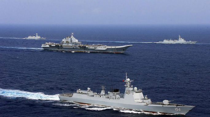 """Chuyên gia Úc: Trung Quốc đụng Mỹ là """"phá sản"""" - Ảnh 1."""
