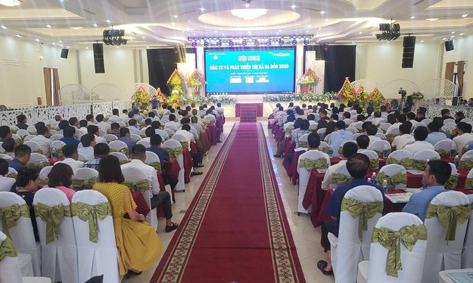 Quảng Bình: Ký cam kết đầu tư hơn 9.000 tỉ đồng vào thị xã Ba Đồn - Ảnh 1.