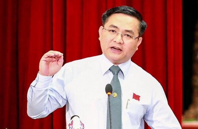 Khởi tố ông Trần Vĩnh Tuyến, Phó chủ tịch UBND TP HCM - Ảnh 2.