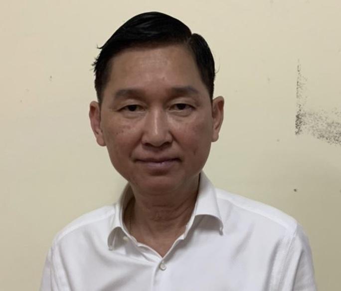 Vì sao Phó chủ tịch UBND TP Trần Vĩnh Tuyến cùng 4 thuộc cấp bị khởi tố? - Ảnh 1.
