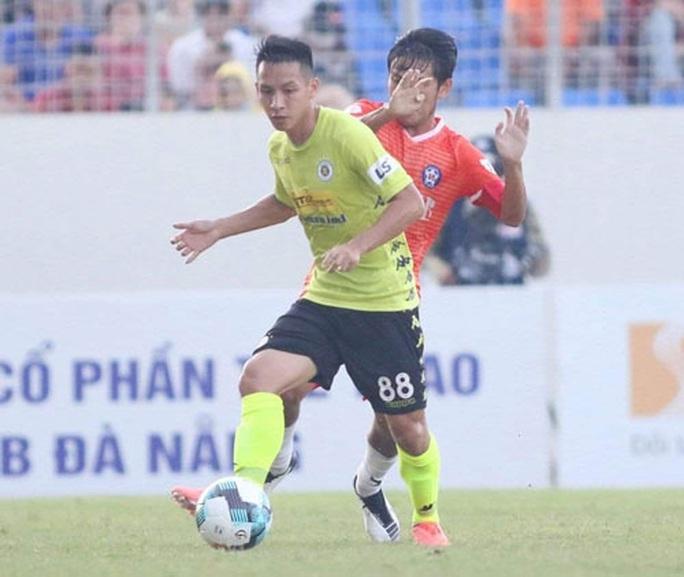 Đỗ Hùng Dũng gồng gánh Hà Nội FC - Ảnh 1.