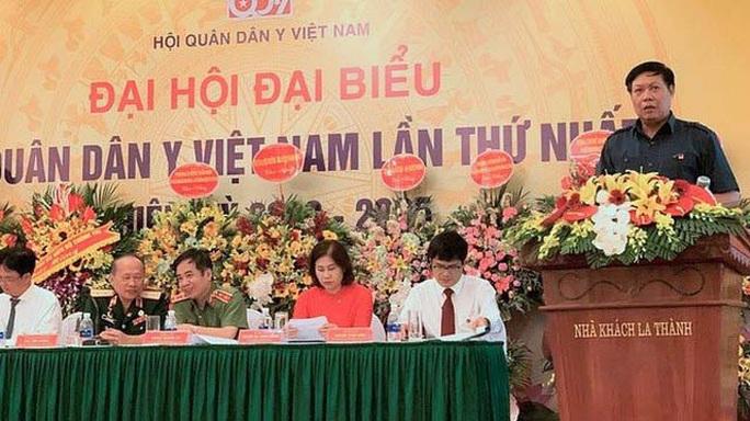Thành lập Hội Quân dân y Việt Nam - Ảnh 1.