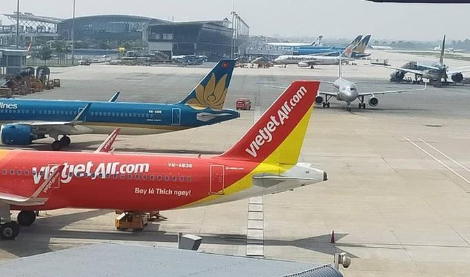 Khôi phục hoạt động vận chuyển hàng không giữa Việt Nam và Trung Quốc - Ảnh 1.