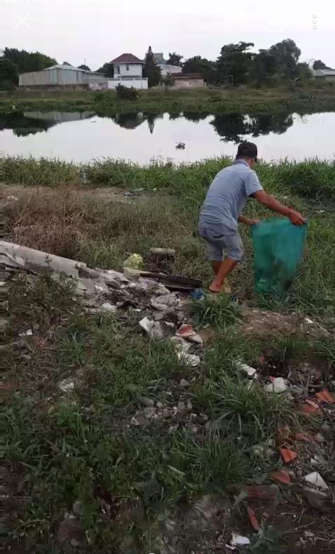 Xả rác bậy, phải lao động công ích - Ảnh 2.