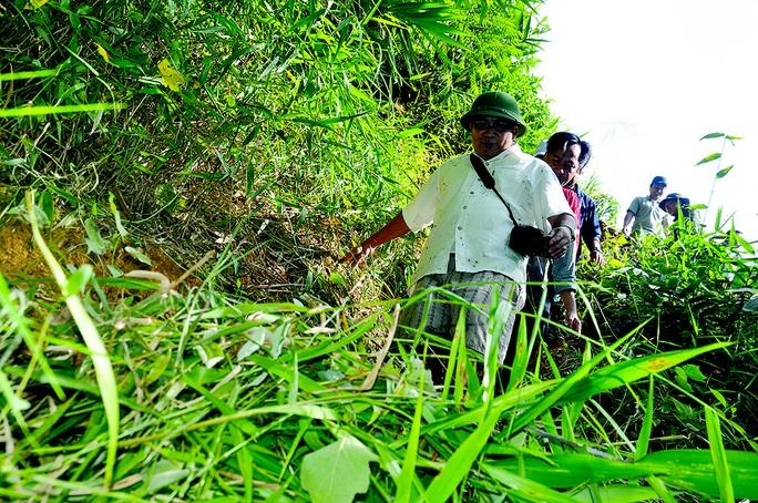 Ông Bríu Liếc – Bí thư huyện đi bộ nhiều nhất Việt Nam xin nghỉ hưu trước 5 tuổi - Ảnh 1.