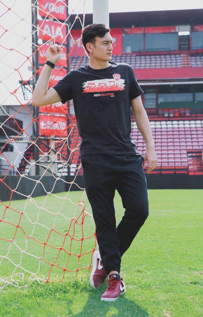 Các ứng viên thủ môn liên tục ghi điểm với HLV Park Hang-seo: Có Tuấn Mạnh, Bửu Ngọc, Văn Phong - Ảnh 1.