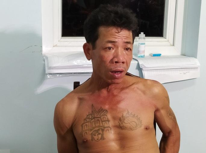Đà Nẵng: Bắt đối tượng dùng dao chém công an phường - Ảnh 1.