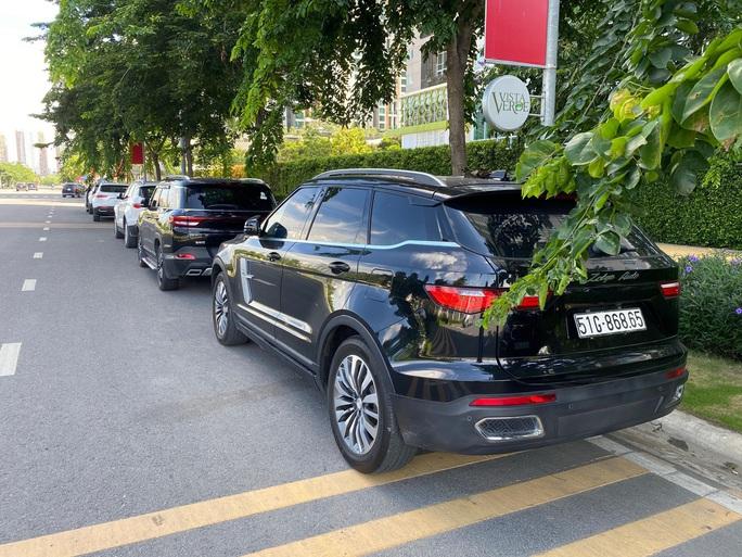 Chủ xe Trung Quốc Miền Nam hội tụ ở TP HCM, tự hài lòng - Ảnh 6.