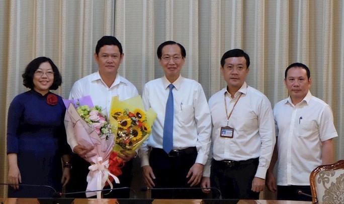 Nguyên lãnh đạo Tổng Công ty Nông nghiệp Sài Gòn nhận nhiệm vụ mới - Ảnh 2.
