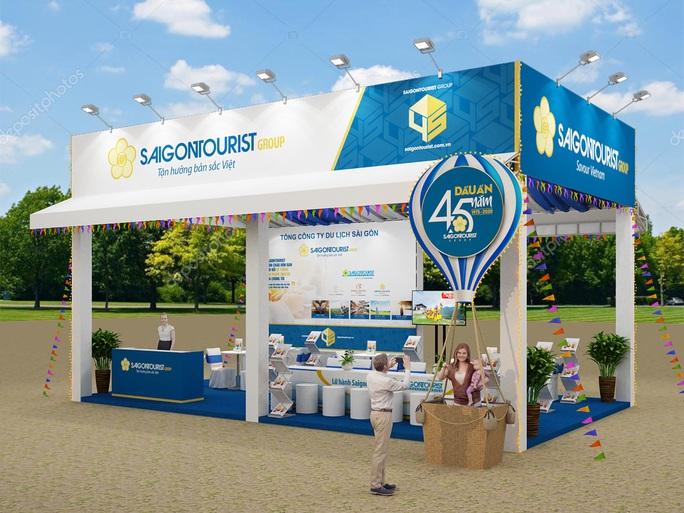 Saigontourist Group ưu đãi đến 30% giá tour và các dịch vụ tại Ngày hội Du lịch TP HCM - Ảnh 1.
