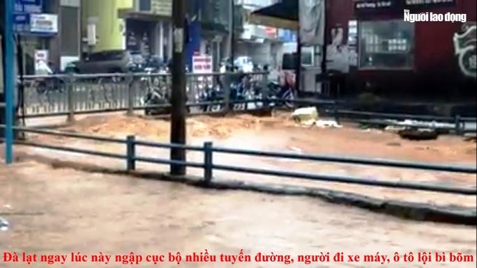 Lâm Đồng: Xót xa cô gái bị nước lũ cuốn trôi trên đường đi làm về - Ảnh 1.