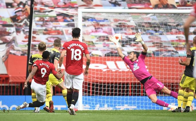 Mất điểm phút 90+6, Man United vỡ mộng ở thánh địa Old Trafford - Ảnh 5.