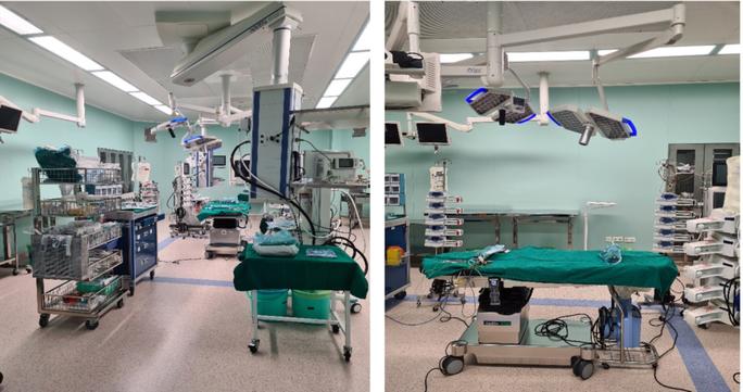 Ca tách 2 bé dính nhau phức tạp với gần 100 y bác sĩ tham gia - Ảnh 3.