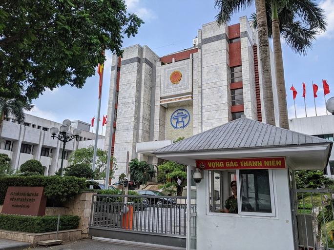 Hà Nội chưa nhận thông báo về vụ khám xét với thành viên Tổ giúp việc, tài xế của Chủ tịch UBND TP? - Ảnh 1.