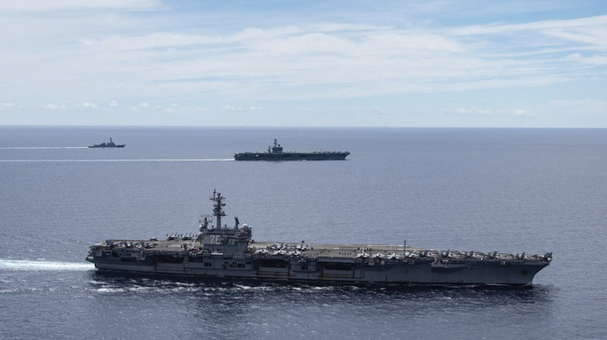 Mỹ bác gần hết yêu sách của Trung Quốc trên biển Đông - Ảnh 2.