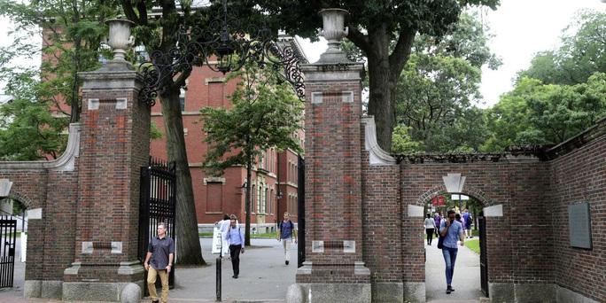Vụ sinh viên nước ngoài: Chính quyền Tổng thống Trump bị kiện tới tấp - Ảnh 1.