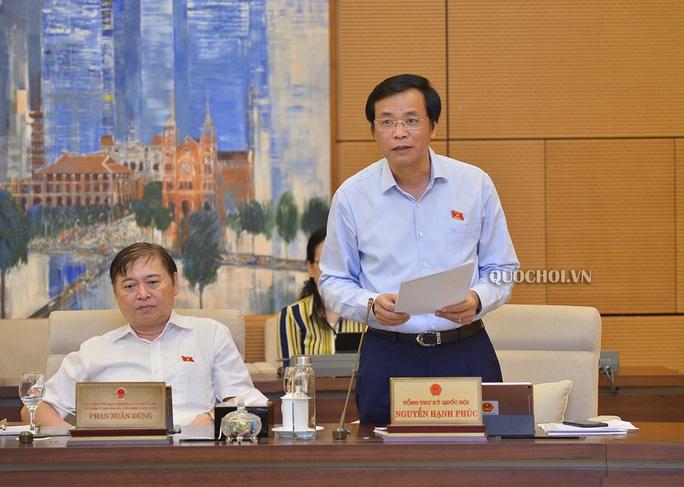 Quốc hội dự kiến chất vấn trực tuyến các tư lệnh ngành - Ảnh 1.