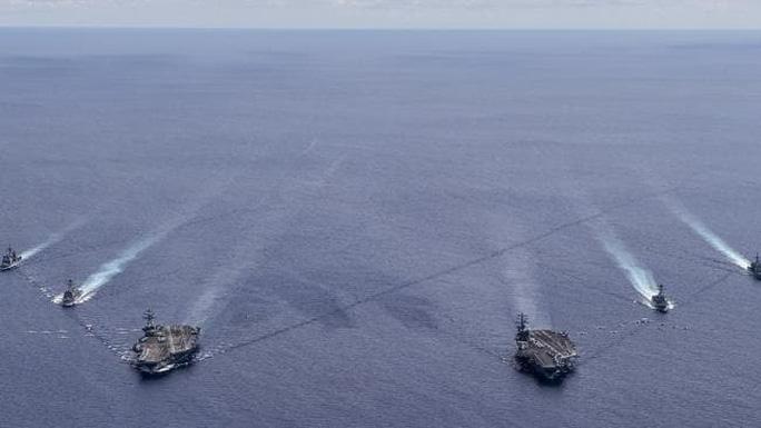 Thông điệp cho Trung Quốc: Mỹ không nói suông ở biển Đông! - Ảnh 4.