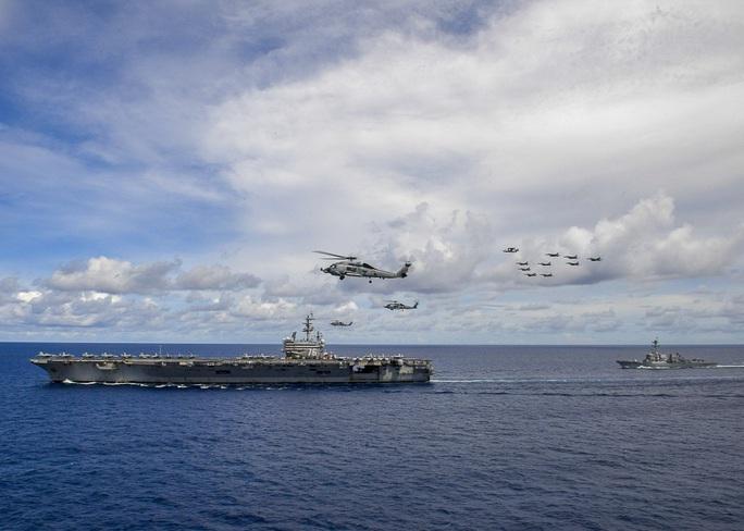 Bị Mỹ giáng đòn mạnh ở biển Đông, Trung Quốc lên tiếng ra sao? - Ảnh 2.