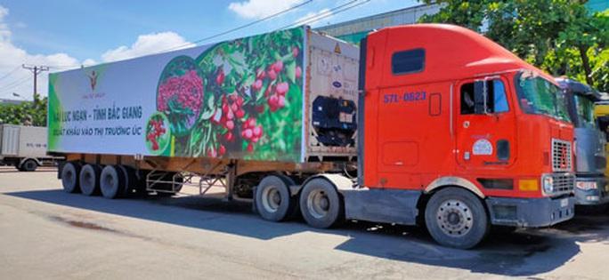Cước vận tải làm khó nông sản - Ảnh 1.