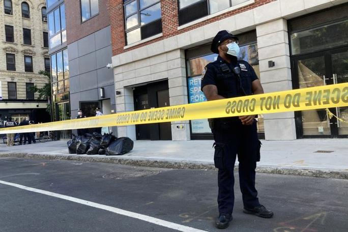 Người đàn ông bị chặt đầu trong chung cư cao cấp ở New York - Ảnh 1.